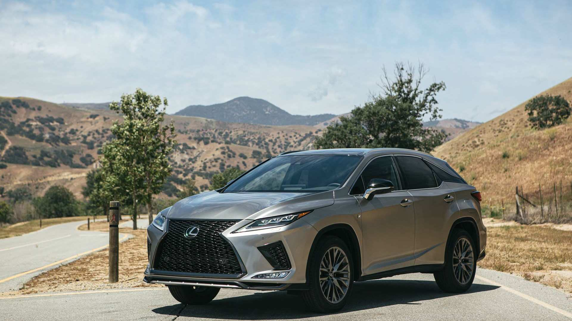 54 New 2020 Lexus Rx Model