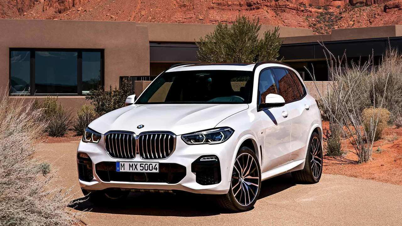 54 New Bmw X 2019 Overview