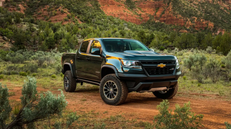 54 New Chevrolet Mexico 2020 New Review