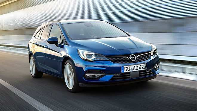 54 New Opel Astra 2020 Overview
