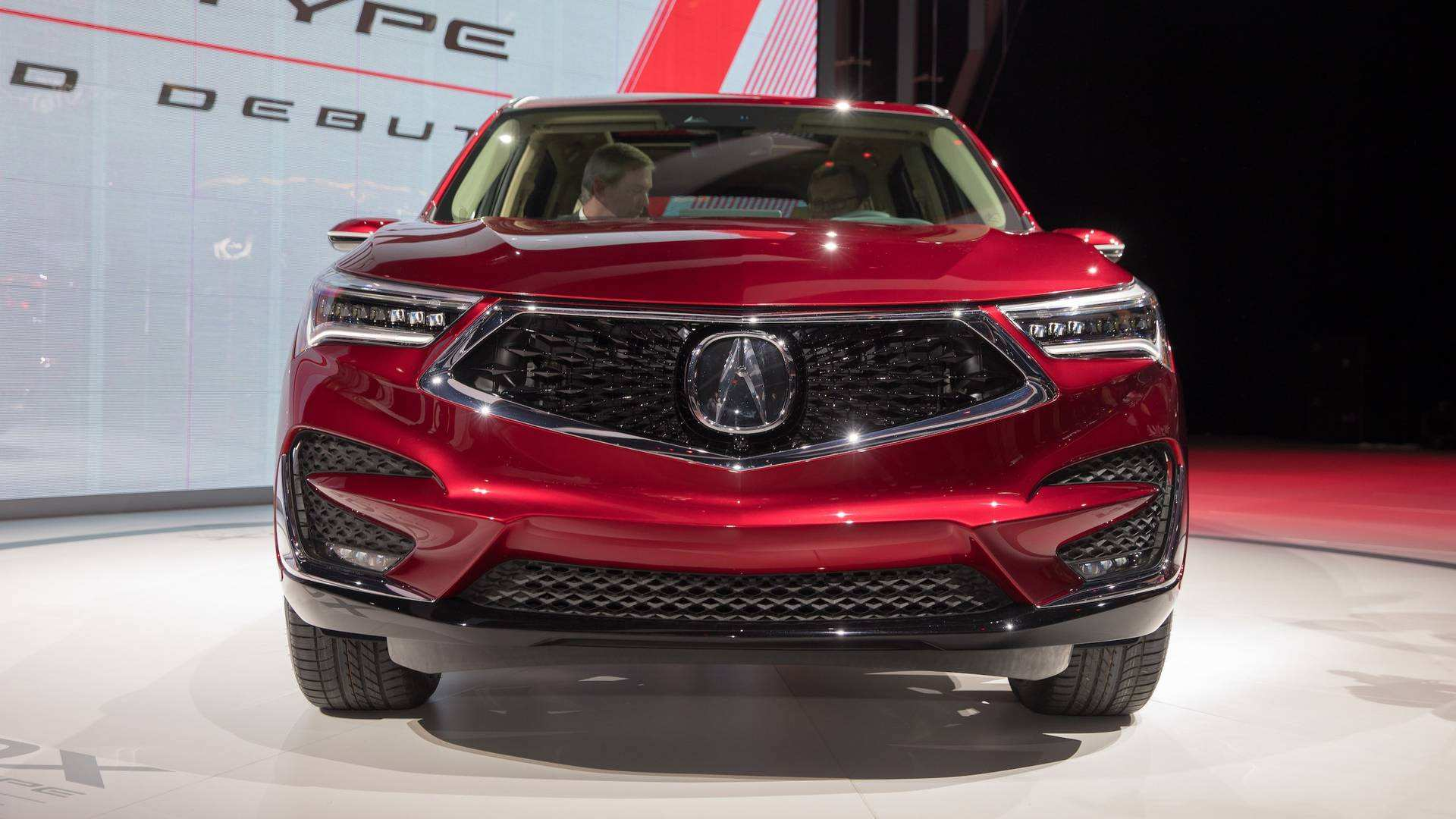 54 The 2019 Acura Rdx Concept Redesign And Concept