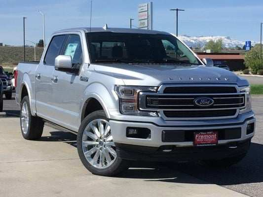 54 The 2019 Ford F 150 Limited History