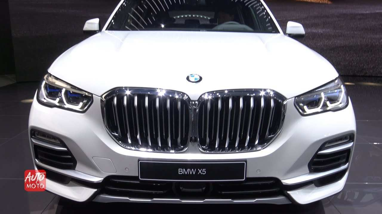54 The 2020 Bmw X5 Interior Release Date