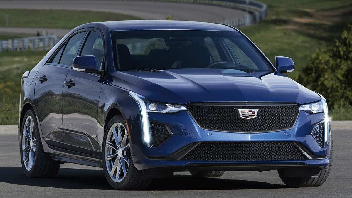 54 The 2020 Cadillac Cars Pictures