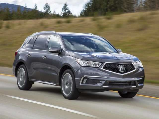 54 The Acura Mdx 2020 Images