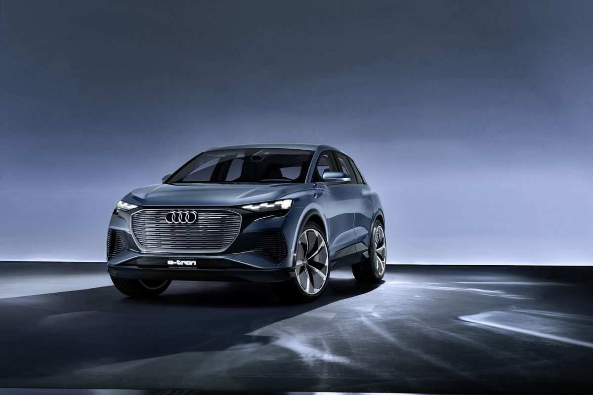 54 The Audi New Electric Car 2020 Pricing