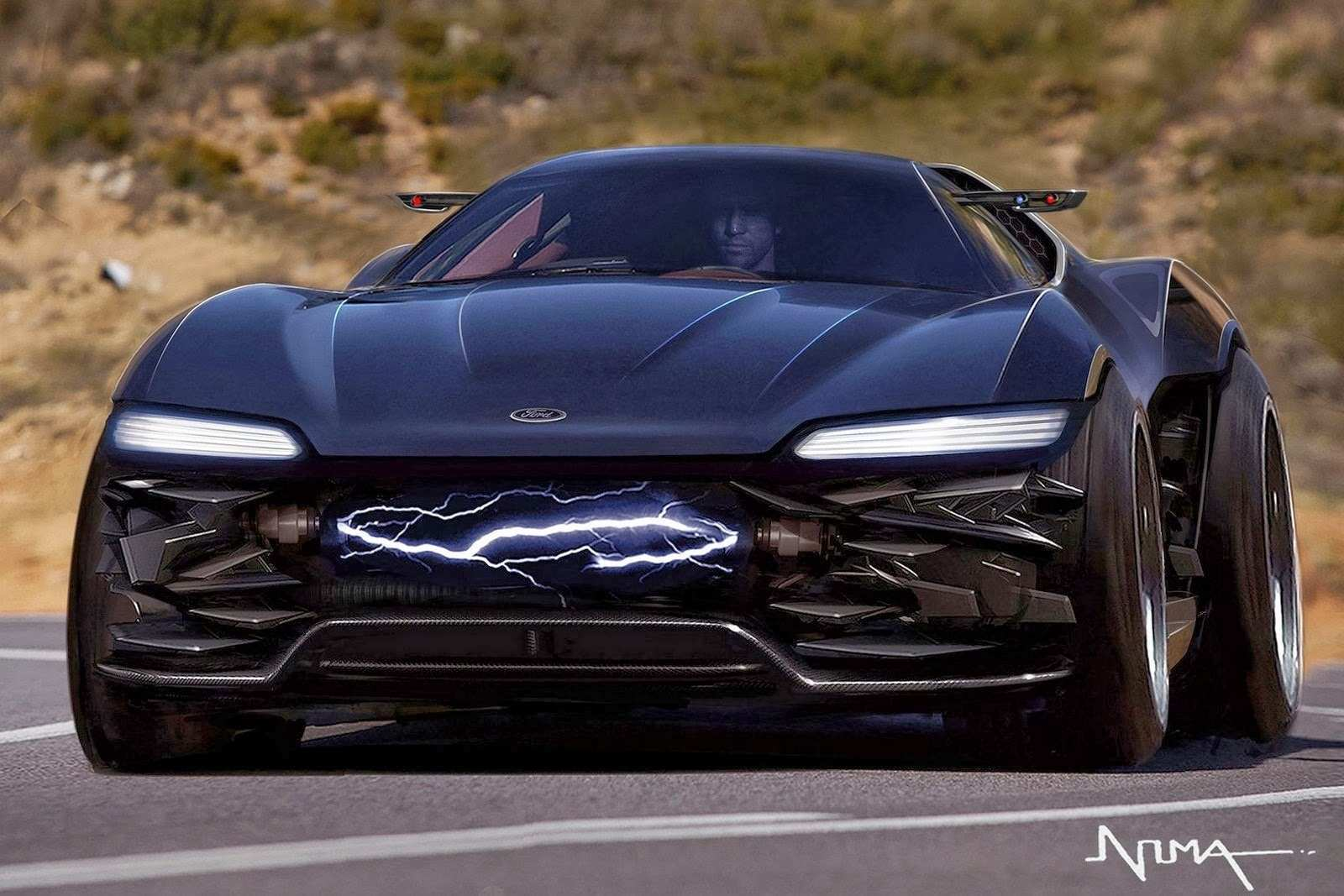 54 The Best 2019 Ford 429 Review And Release Date