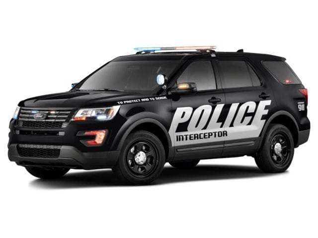 54 The Best 2019 Ford Interceptor Suv Model