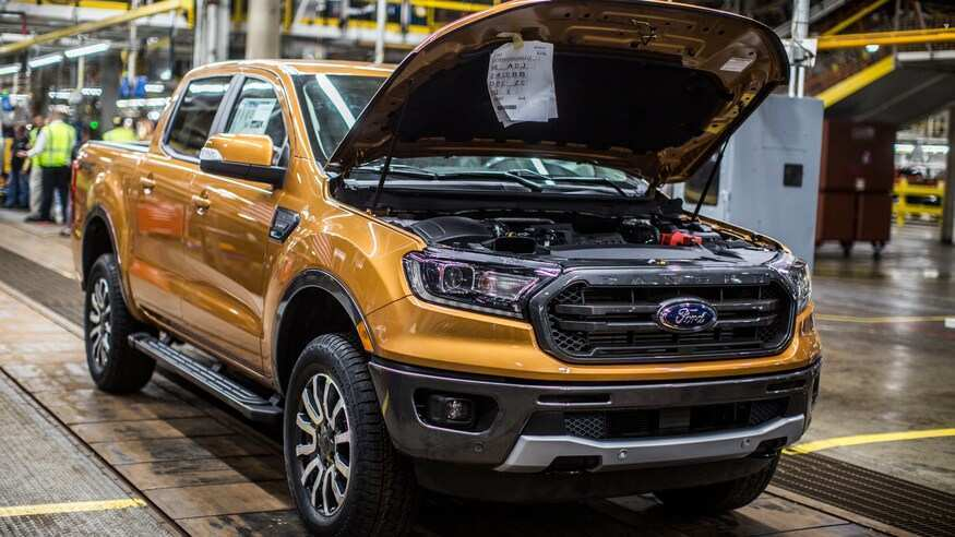 54 The Best 2019 Ford Production Schedule Review