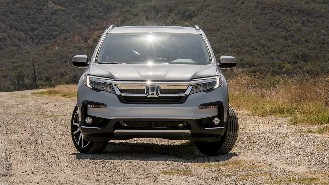 54 The Best 2019 Honda Pilot News New Model And Performance