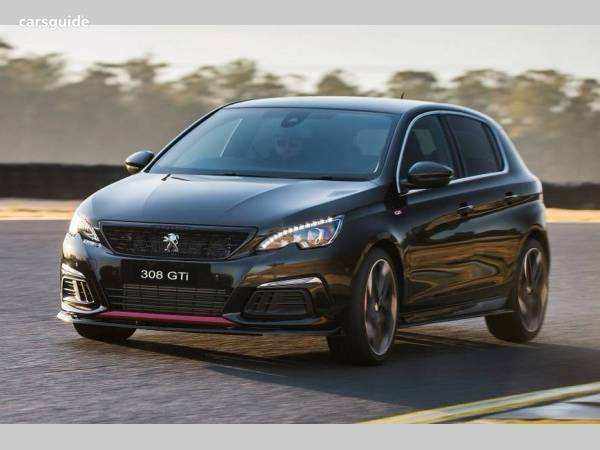54 The Best 2019 Peugeot 308 Gti New Concept