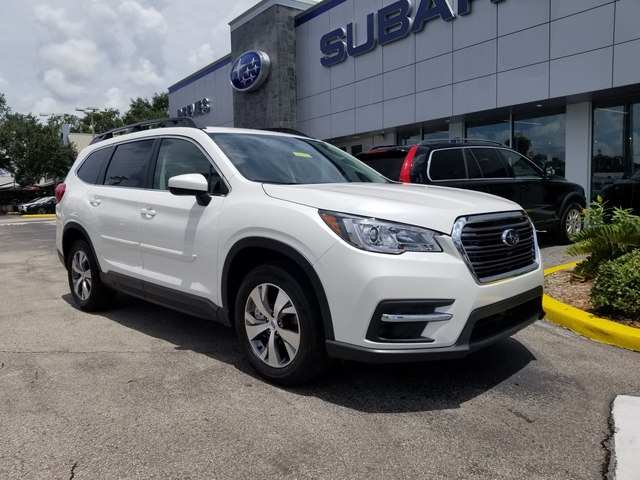 54 The Best 2019 Subaru Ascent Price Picture