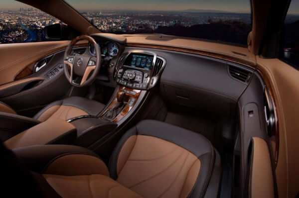 54 The Best 2020 Buick Enclave Interior Concept And Review