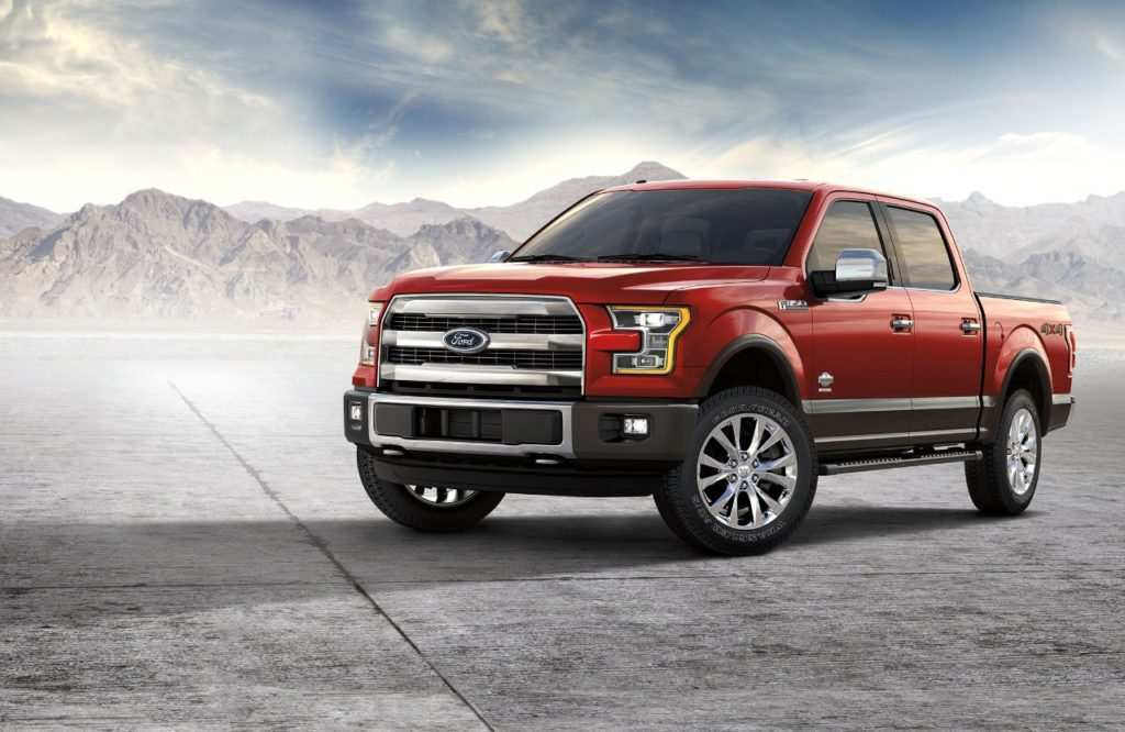 54 The Best 2020 Ford F 150 Hybrid Price And Release Date