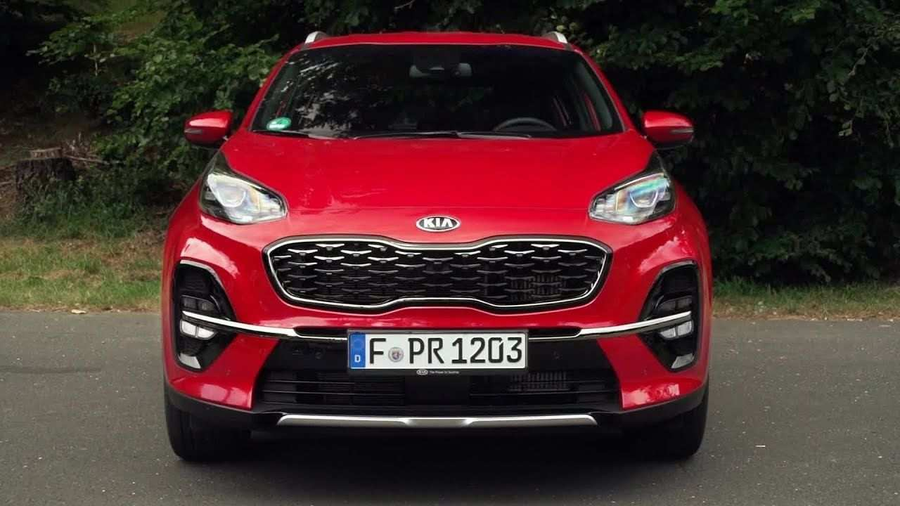 54 The Best Kia Sportage 2020 Youtube First Drive