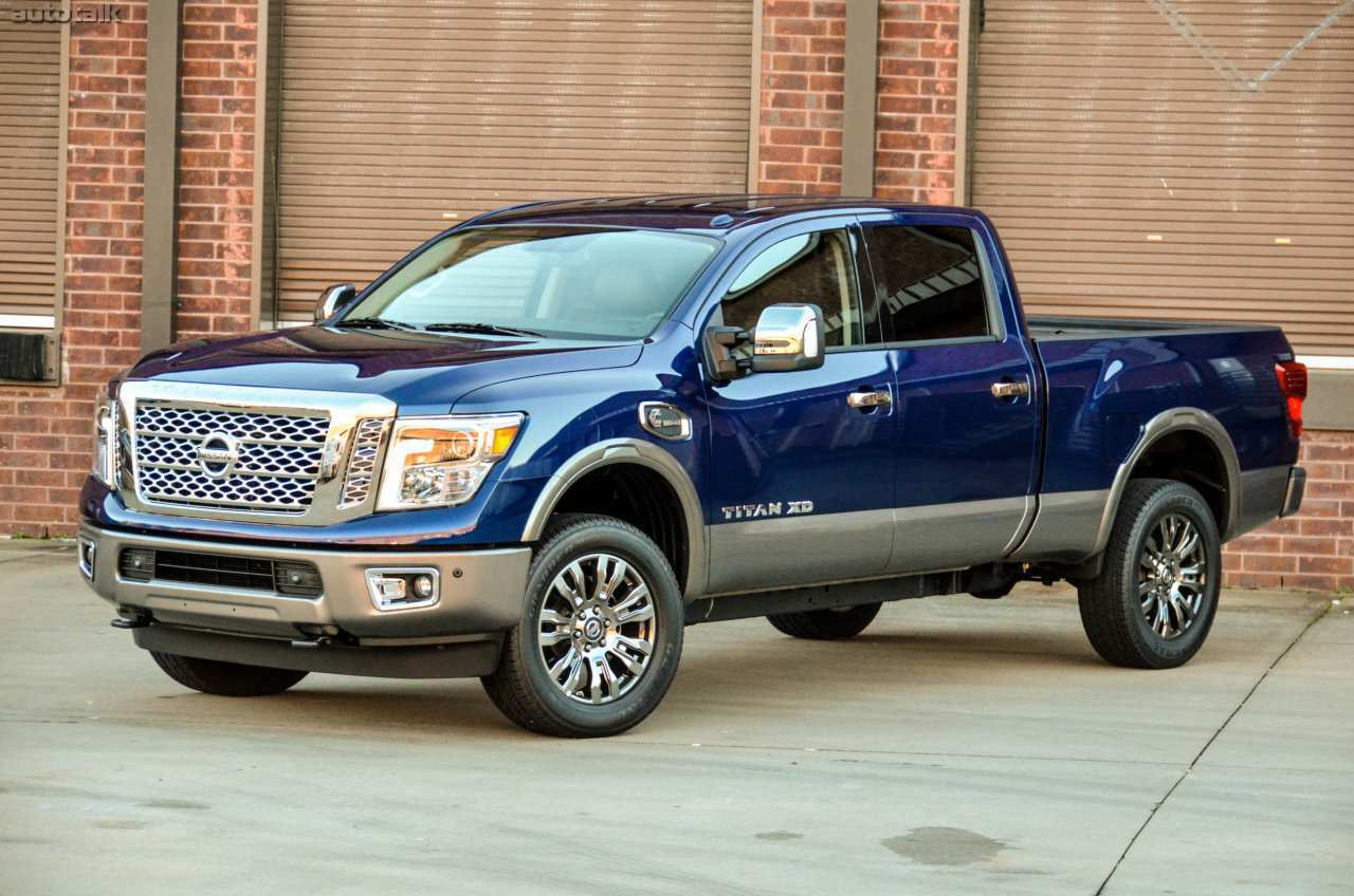 54 The Best Nissan Titan Xd 2020 Review and Release date