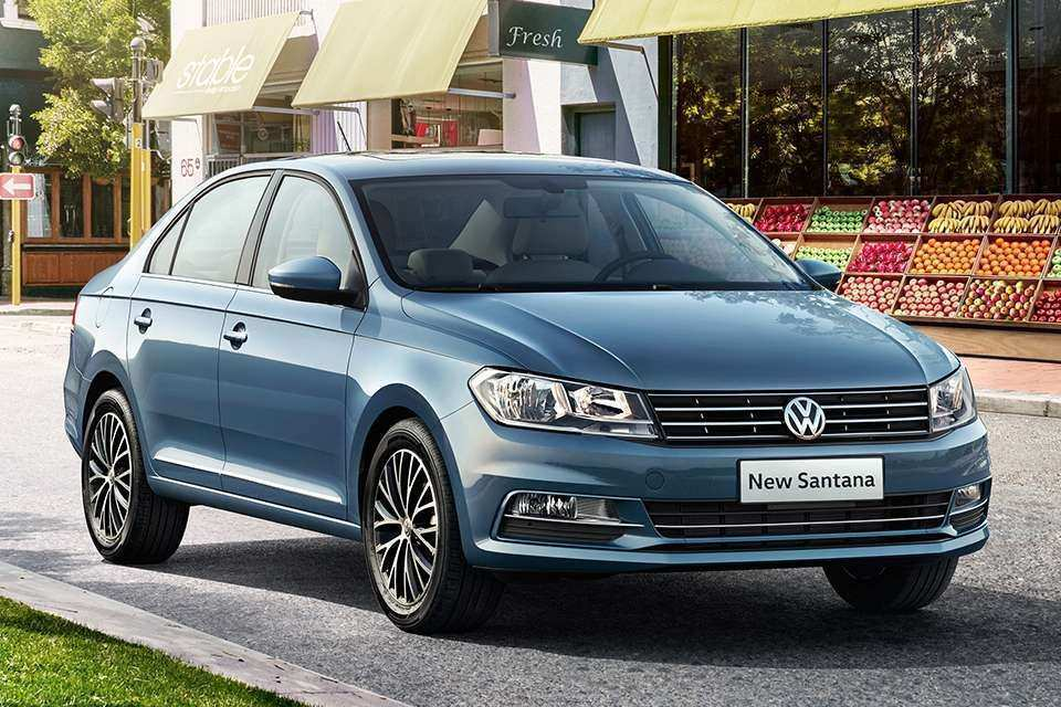 54 The Best Volkswagen Santana 2020 Performance