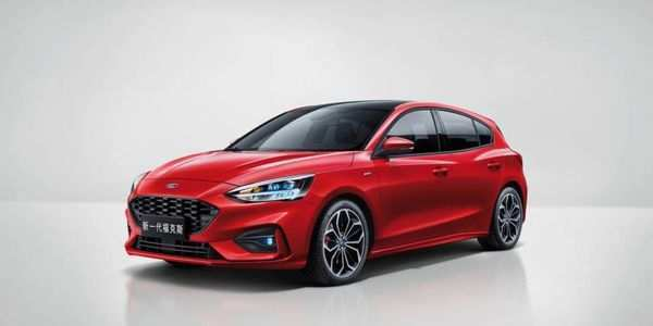 54 The Ford Focus 2020 First Drive