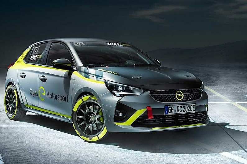 54 The Opel Wrc 2020 Overview