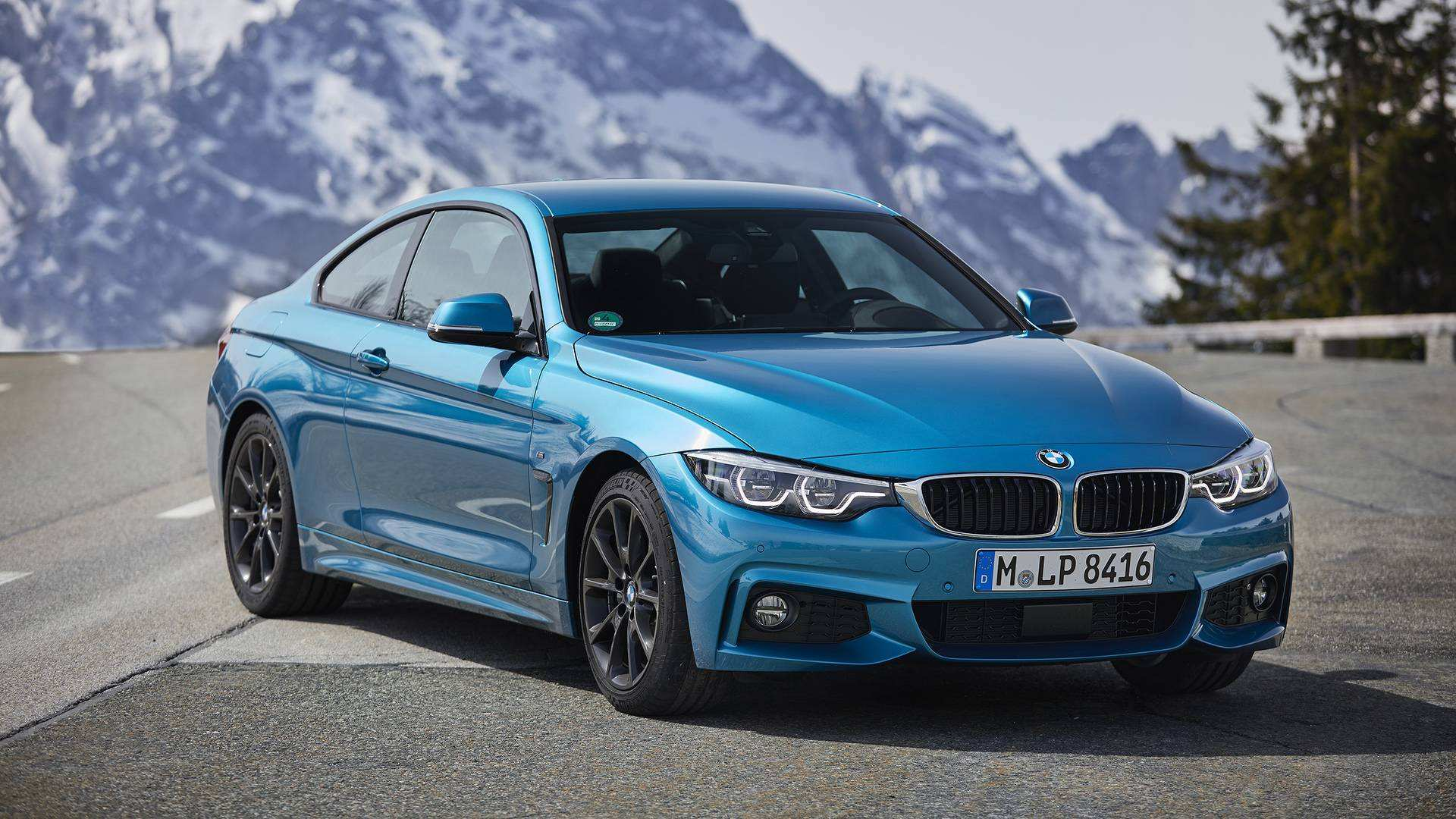55 A 2019 Bmw 4 Series Release Date Images