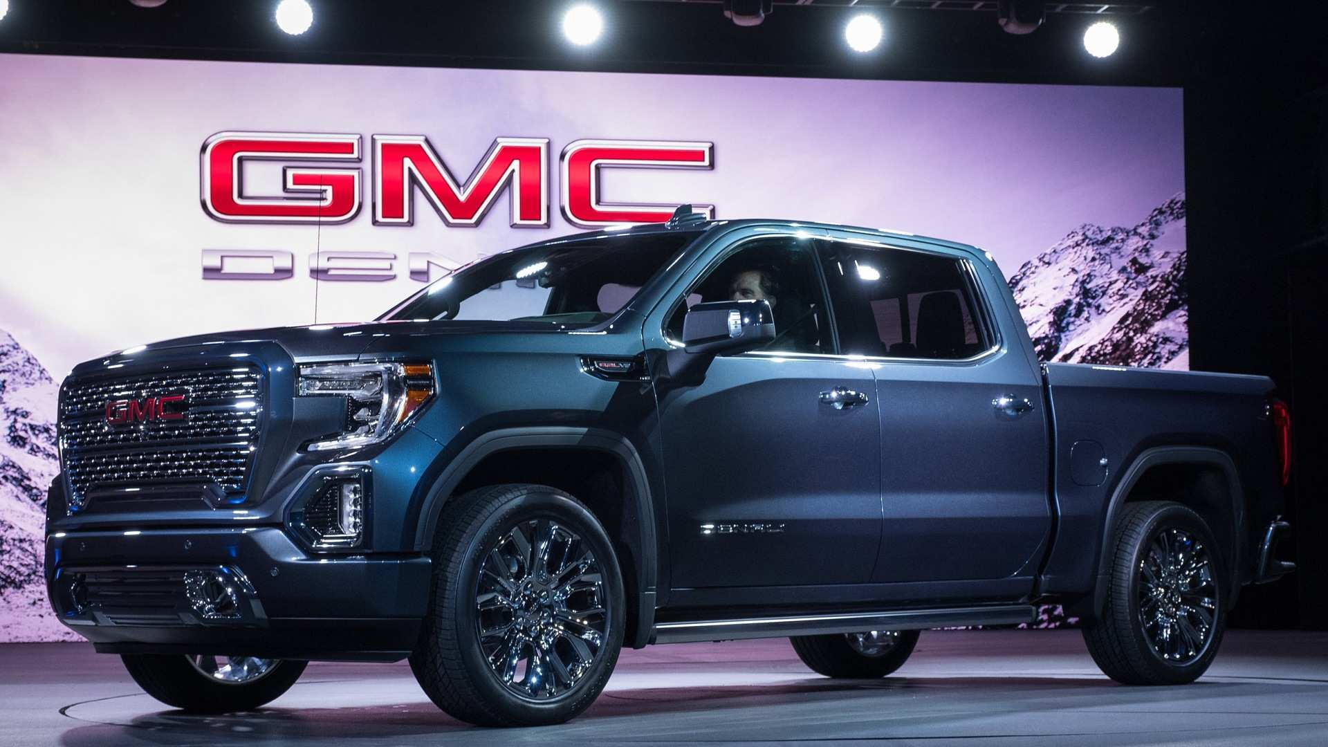 55 A 2019 Gmc Pickup Release Date Review