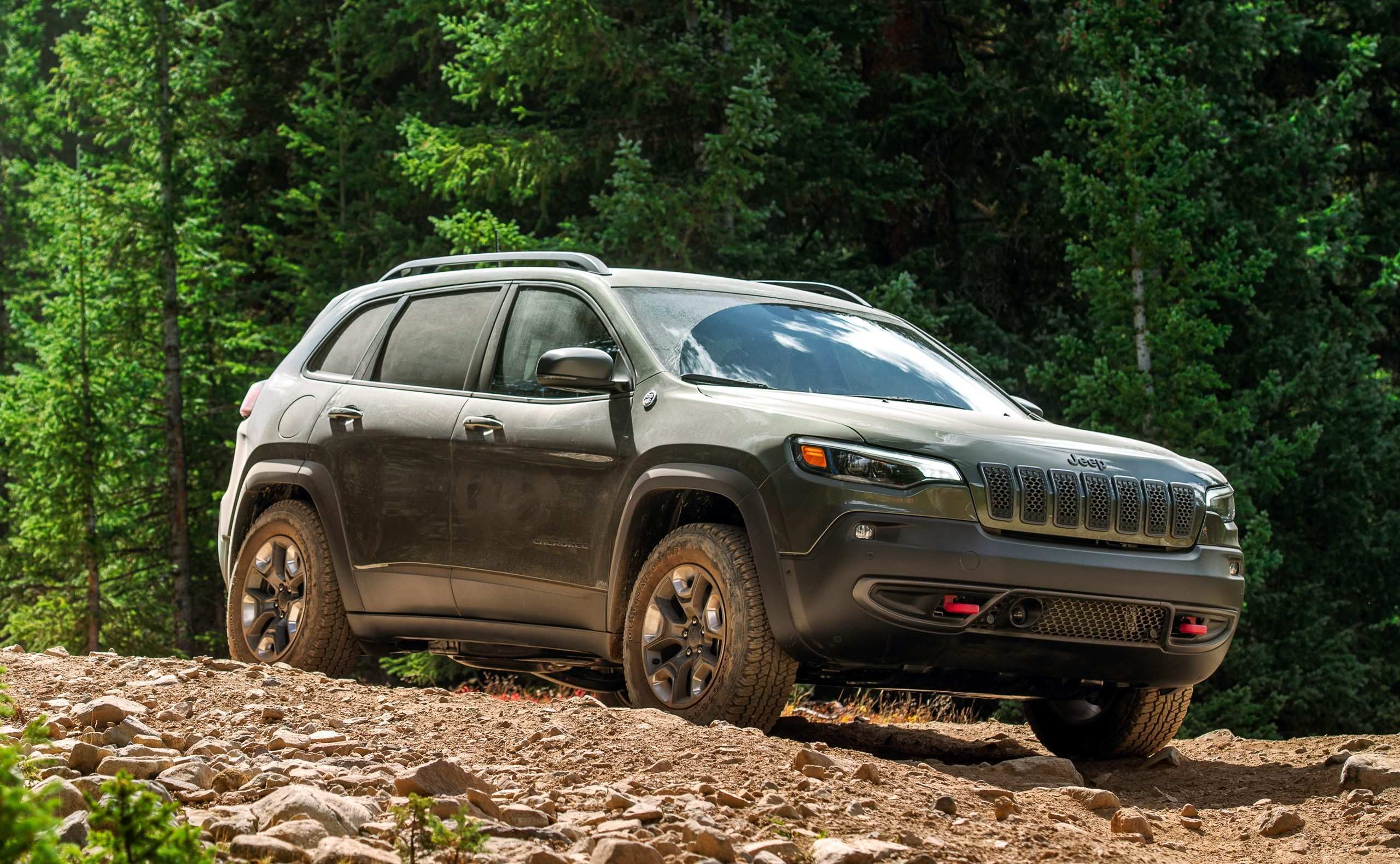 55 A 2019 Jeep Cherokee Kl Redesign