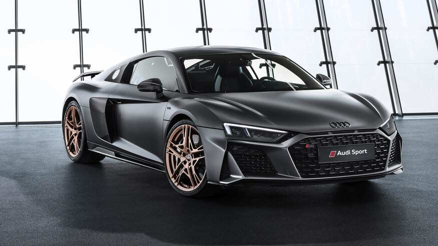 55 A 2020 Audi R8 For Sale Performance