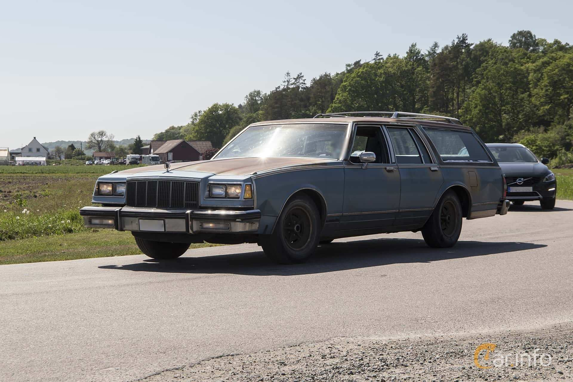 55 A 2020 Buick Electra Estate Wagon New Model And Performance