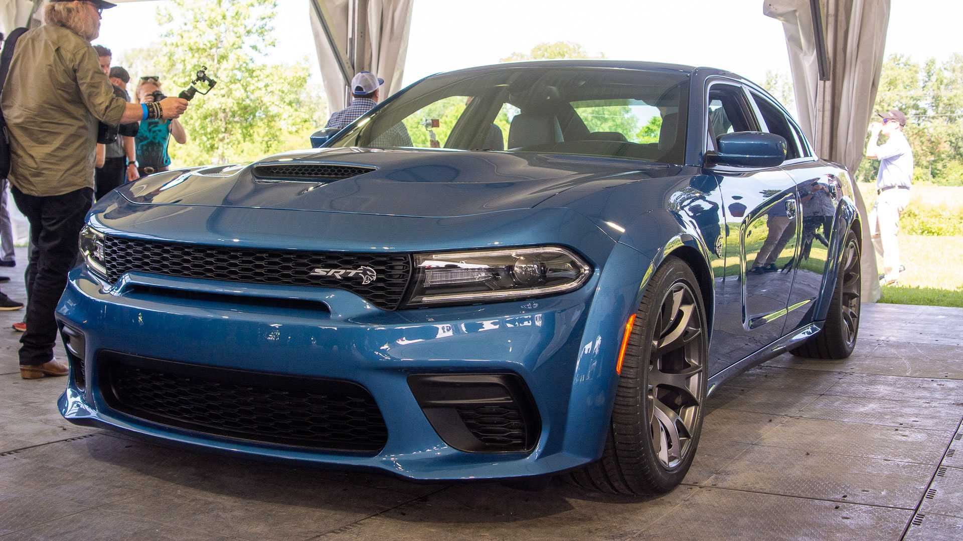 55 A 2020 Dodge Charger Srt Redesign And Review