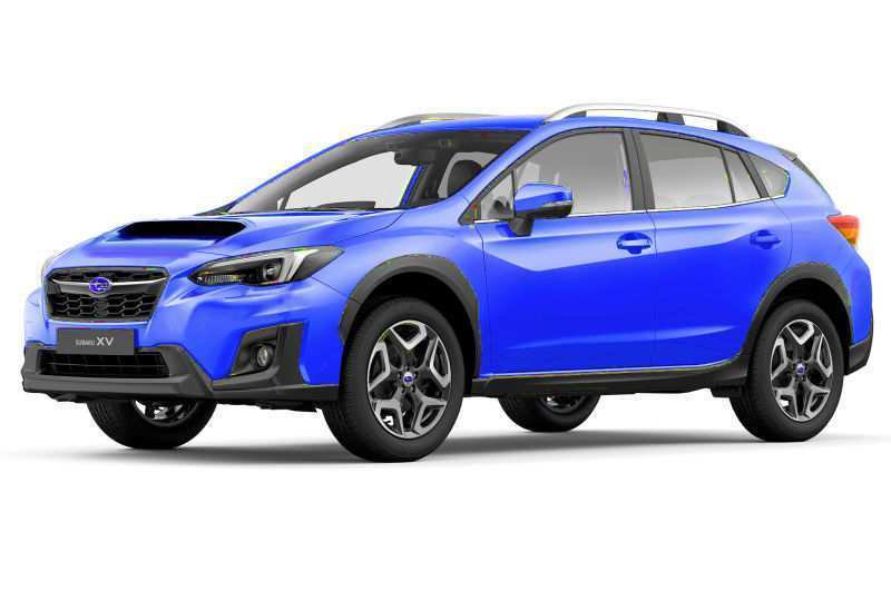 55 A 2020 Subaru Crosstrek Turbo Images