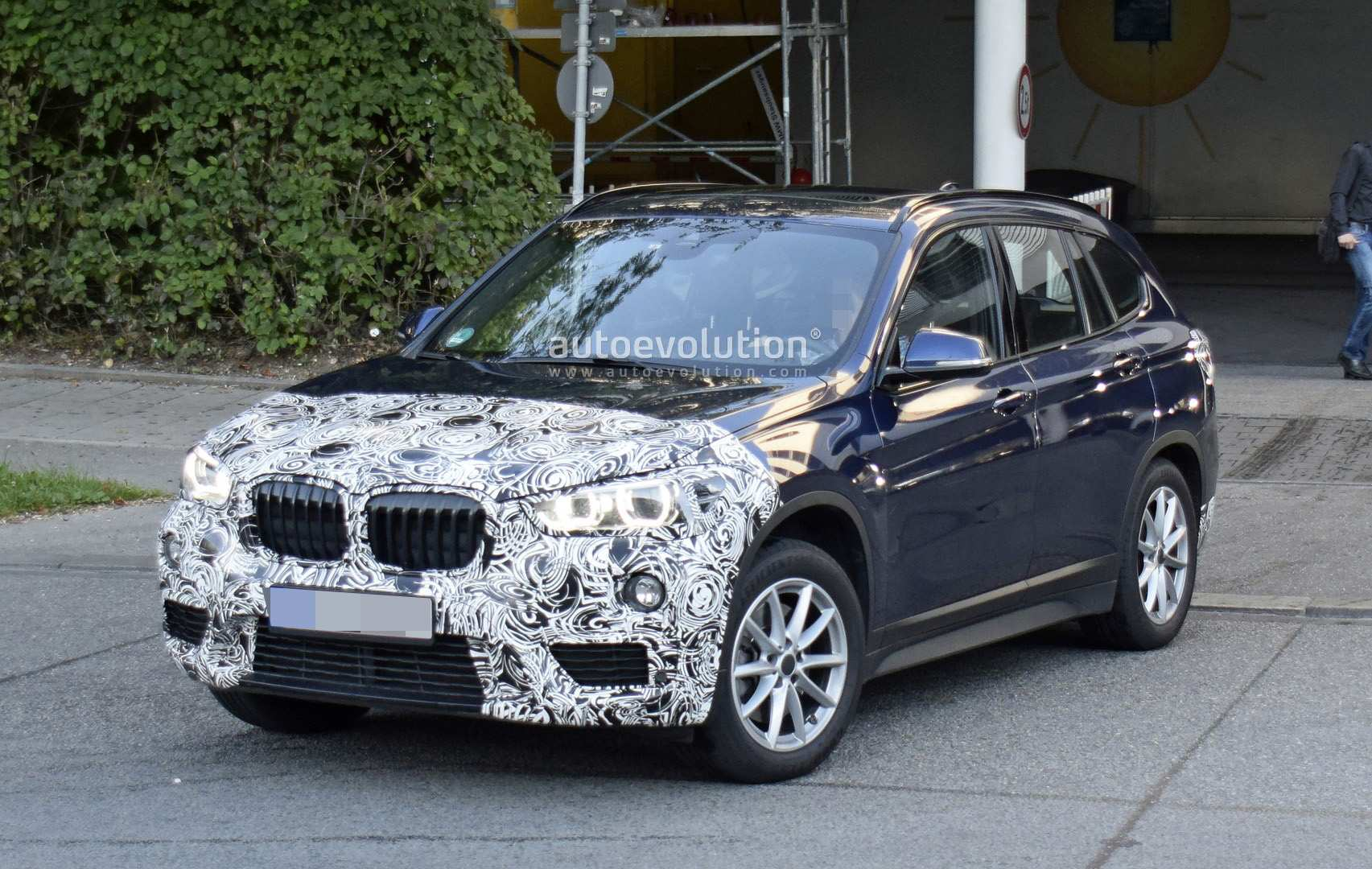 55 A Bmw X1 2020 Facelift Research New