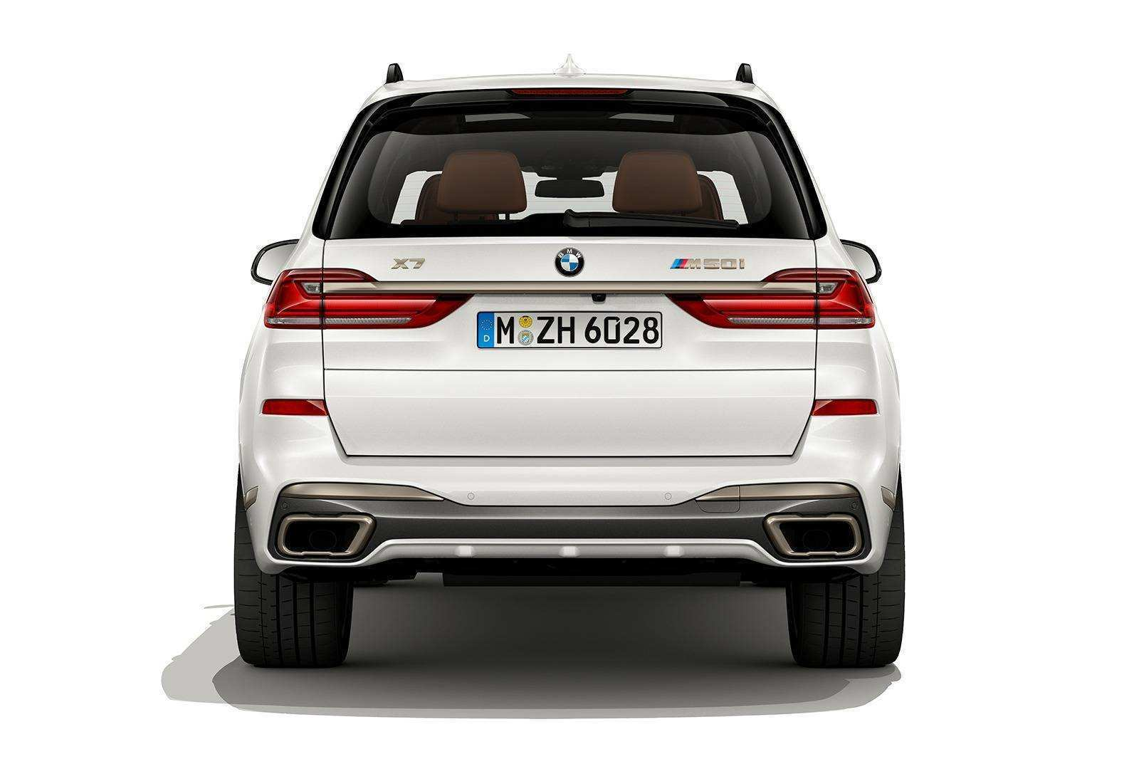 55 A Bmw X7 2020 Price Design And Review