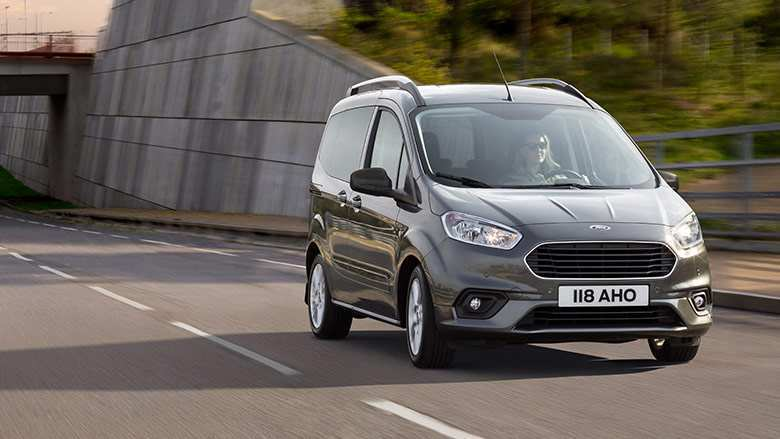 55 A Ford Courier 2020 Price And Review