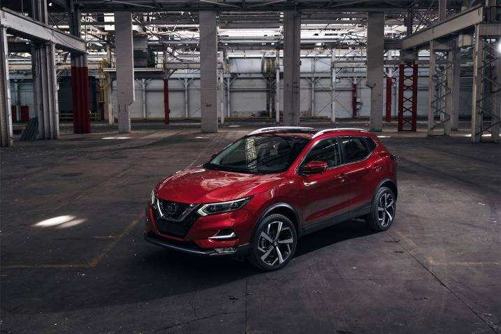 55 A Nissan Rogue 2020 Price Speed Test