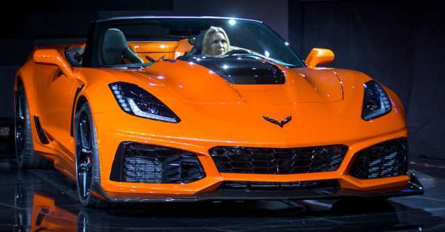 55 All New 2019 Chevrolet Corvette Price Release