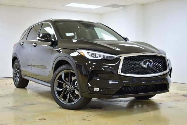 55 All New 2019 Infiniti Qx50 Crossover First Drive