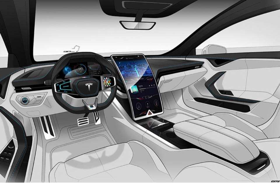 55 All New 2019 Tesla Model S Redesign Images
