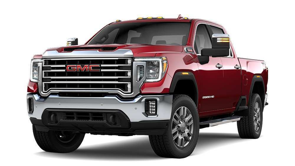 55 All New 2020 Gmc Sierra 2500 Spy Shoot