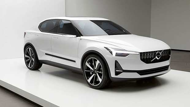 55 All New Volvo Electric Suv 2020 Redesign