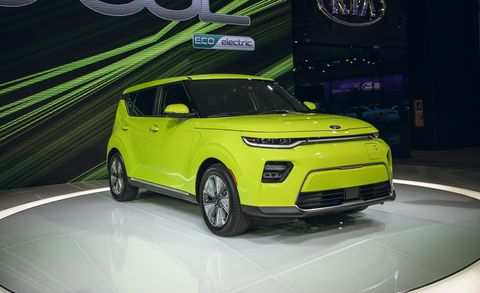 55 Best 2020 Kia Soul Ev Availability Price And Review
