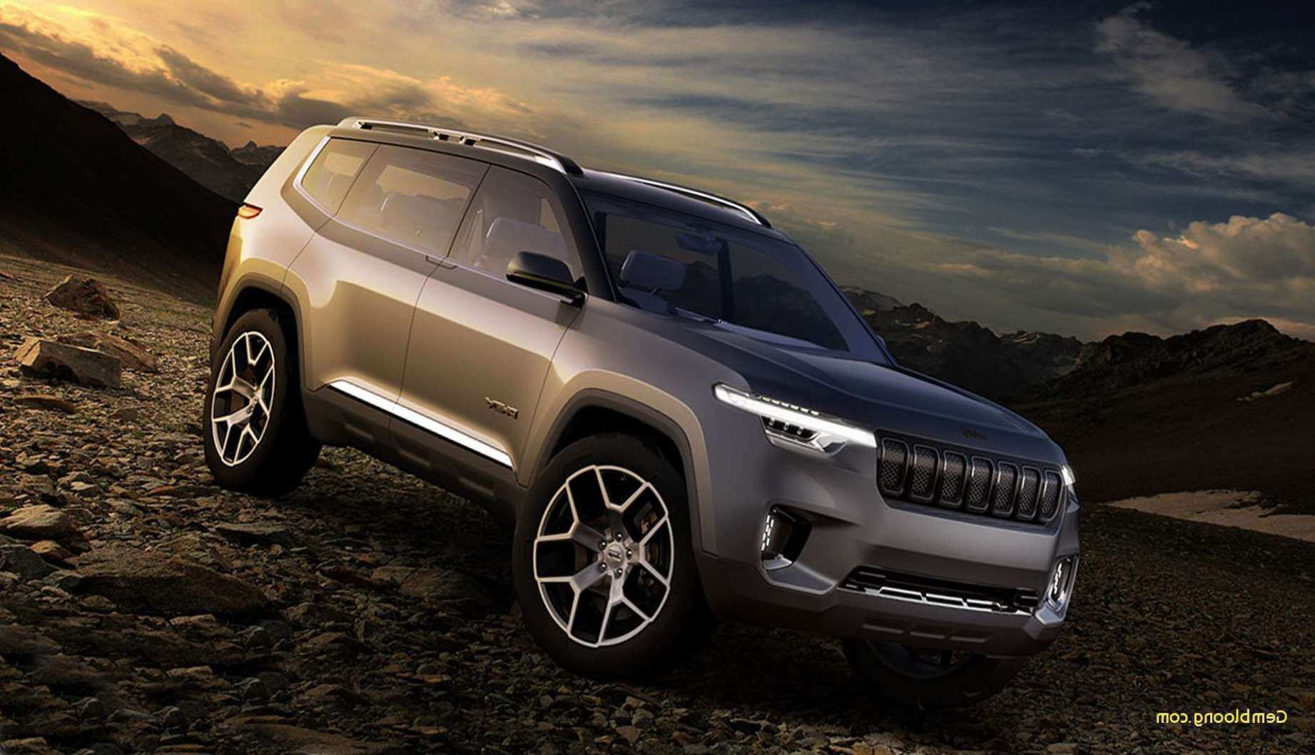 55 Best Jeep Nuova Grand Cherokee 2020 Concept
