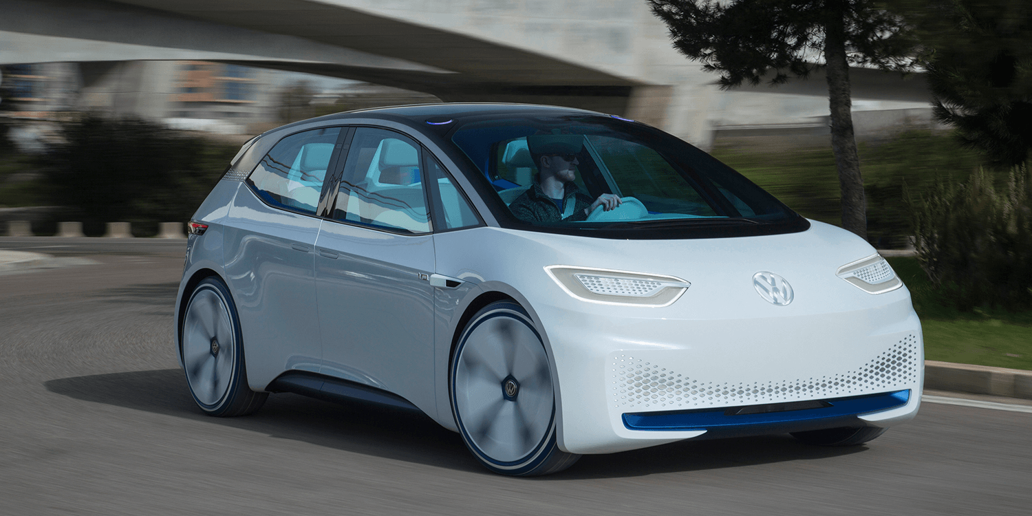 55 Best Volkswagen Id 2019 Redesign And Review