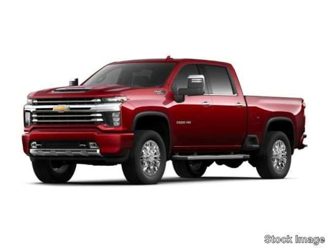 55 New 2020 Chevrolet Silverado 2500Hd For Sale Redesign And Concept