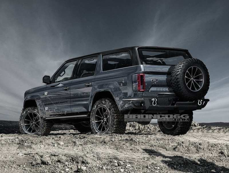 55 New 2020 Ford Bronco Wallpaper Performance