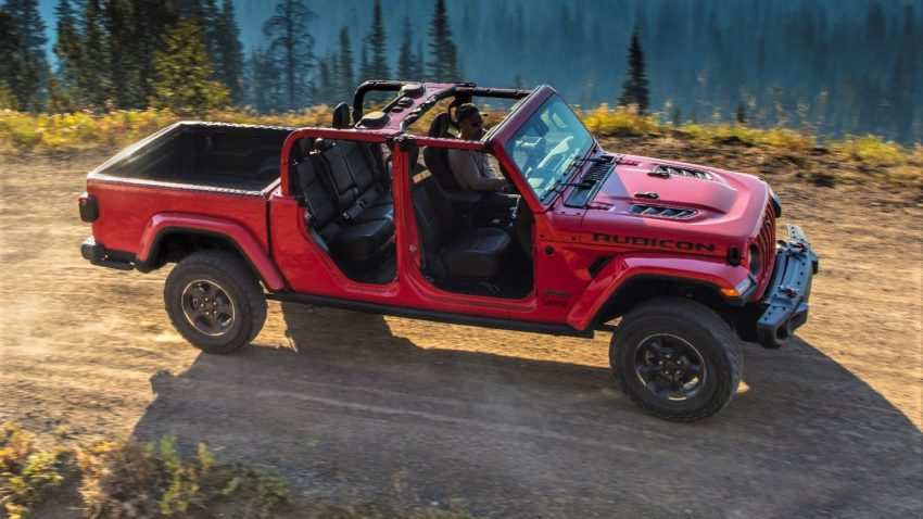 55 New 2020 Jeep Gladiator Msrp Concept and Review