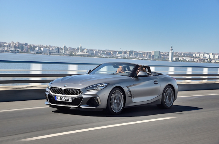 55 New Bmw Z4 2020 Specs Redesign And Concept