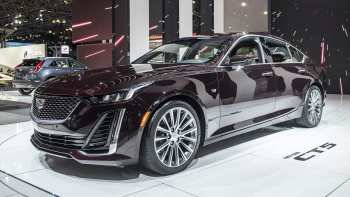 55 New Cadillac New 2020 Release Date And Concept