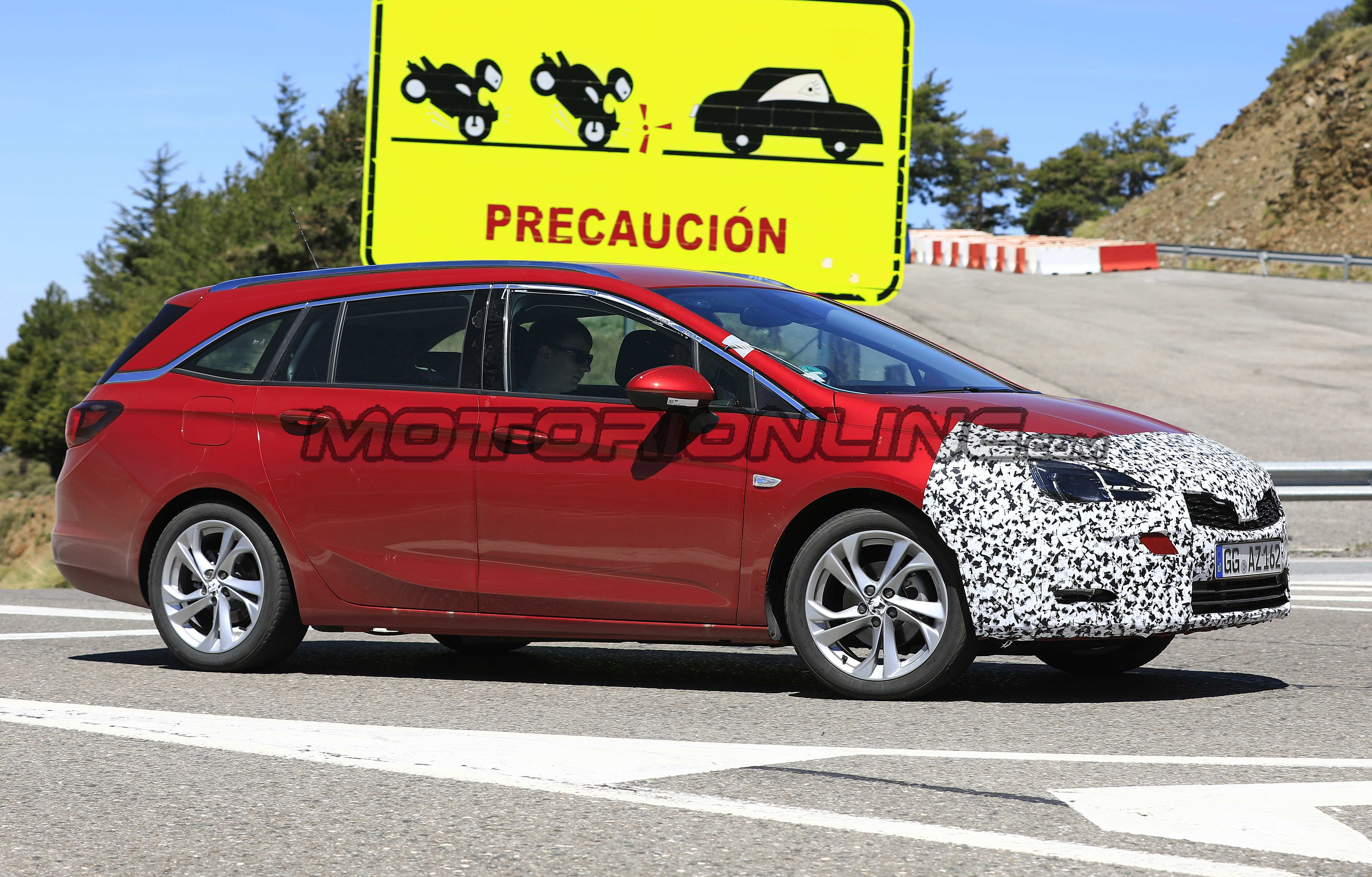 55 New Opel Astra Sportstourer 2020 Pictures