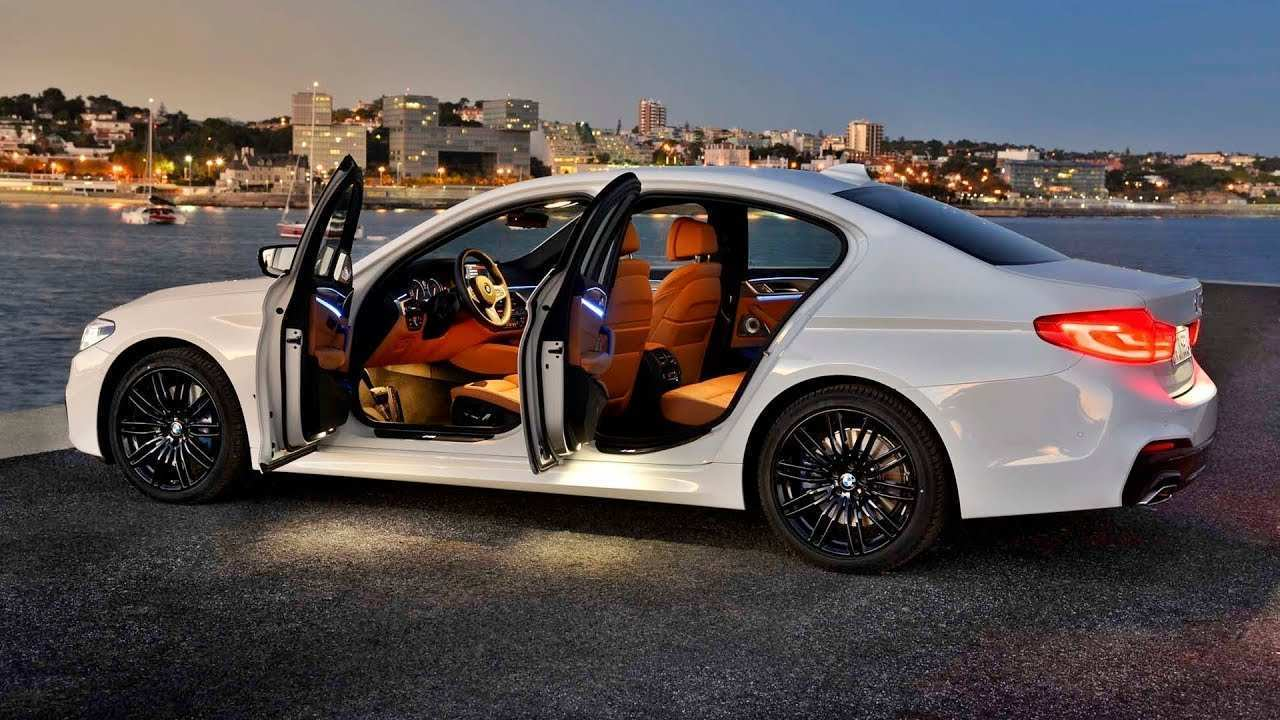 55 The 2019 Bmw 5 Series Release Date Pricing