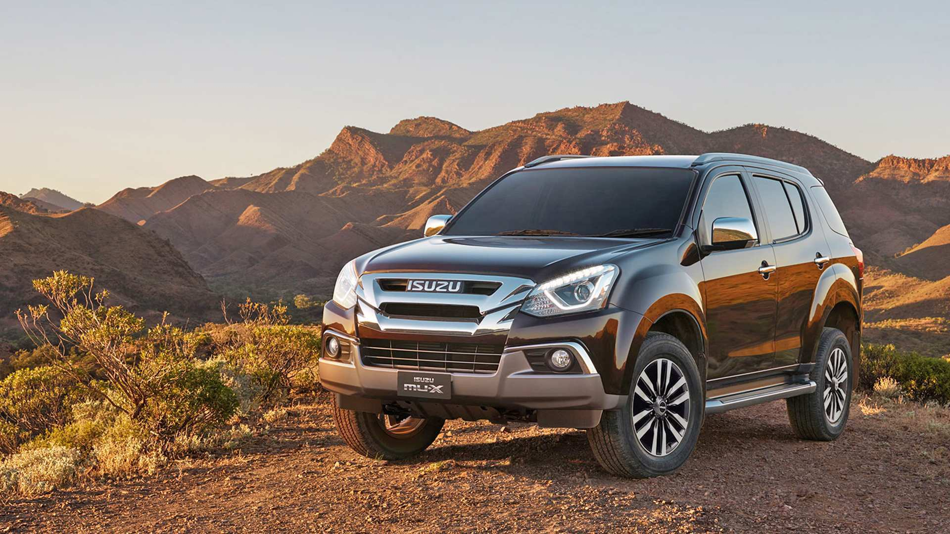 55 The 2019 Isuzu Mu X Performance